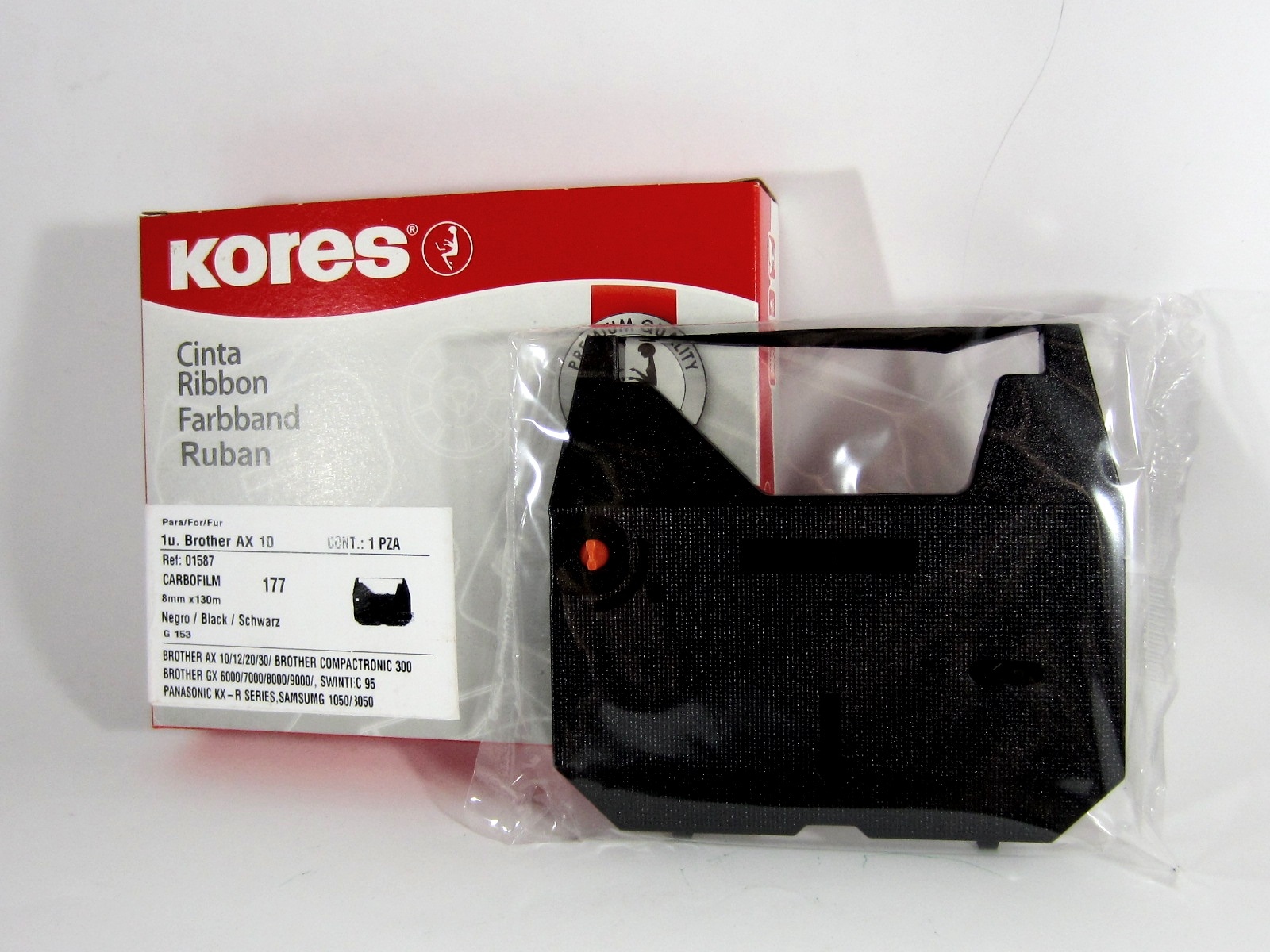CINTA KORES BROTHER AX-10 177