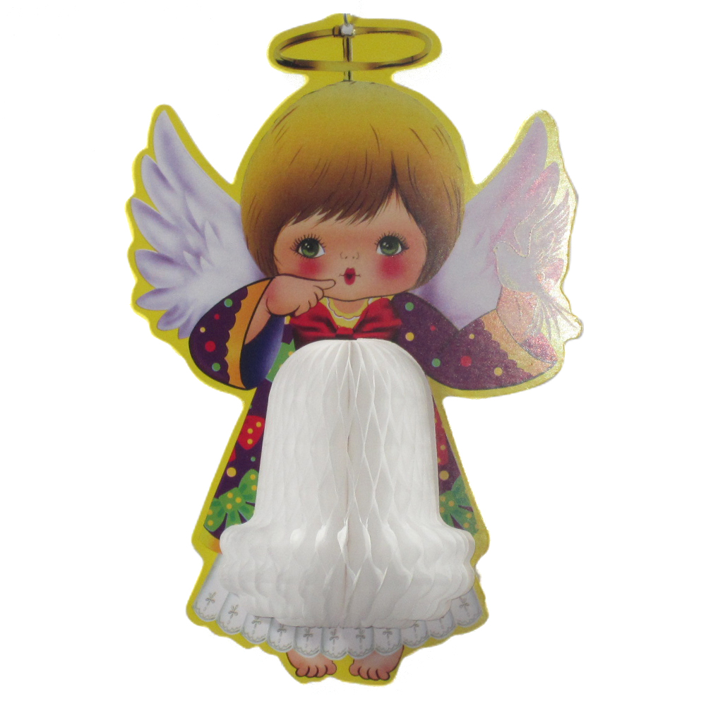 ADORNO BABY ANGEL BLANCO 2, 90