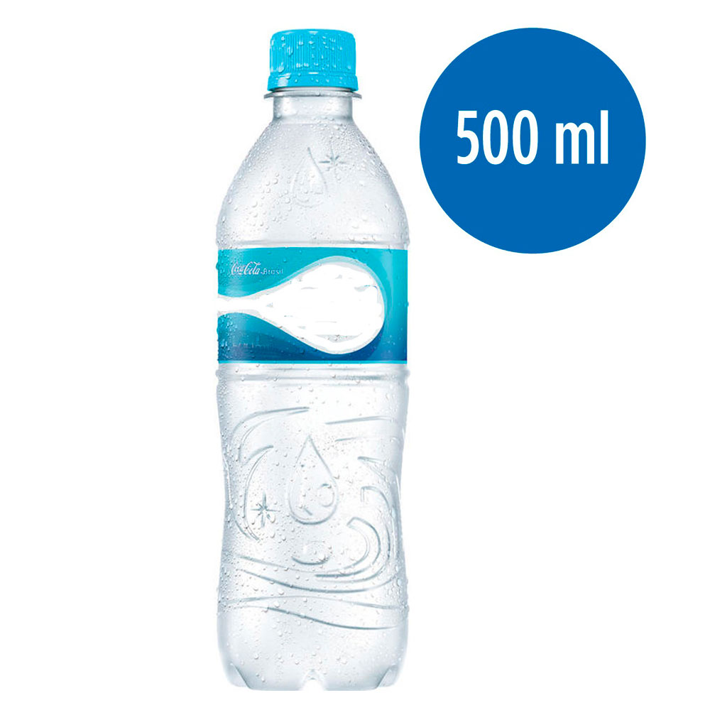 AGUA PURIFICADA 500ML
