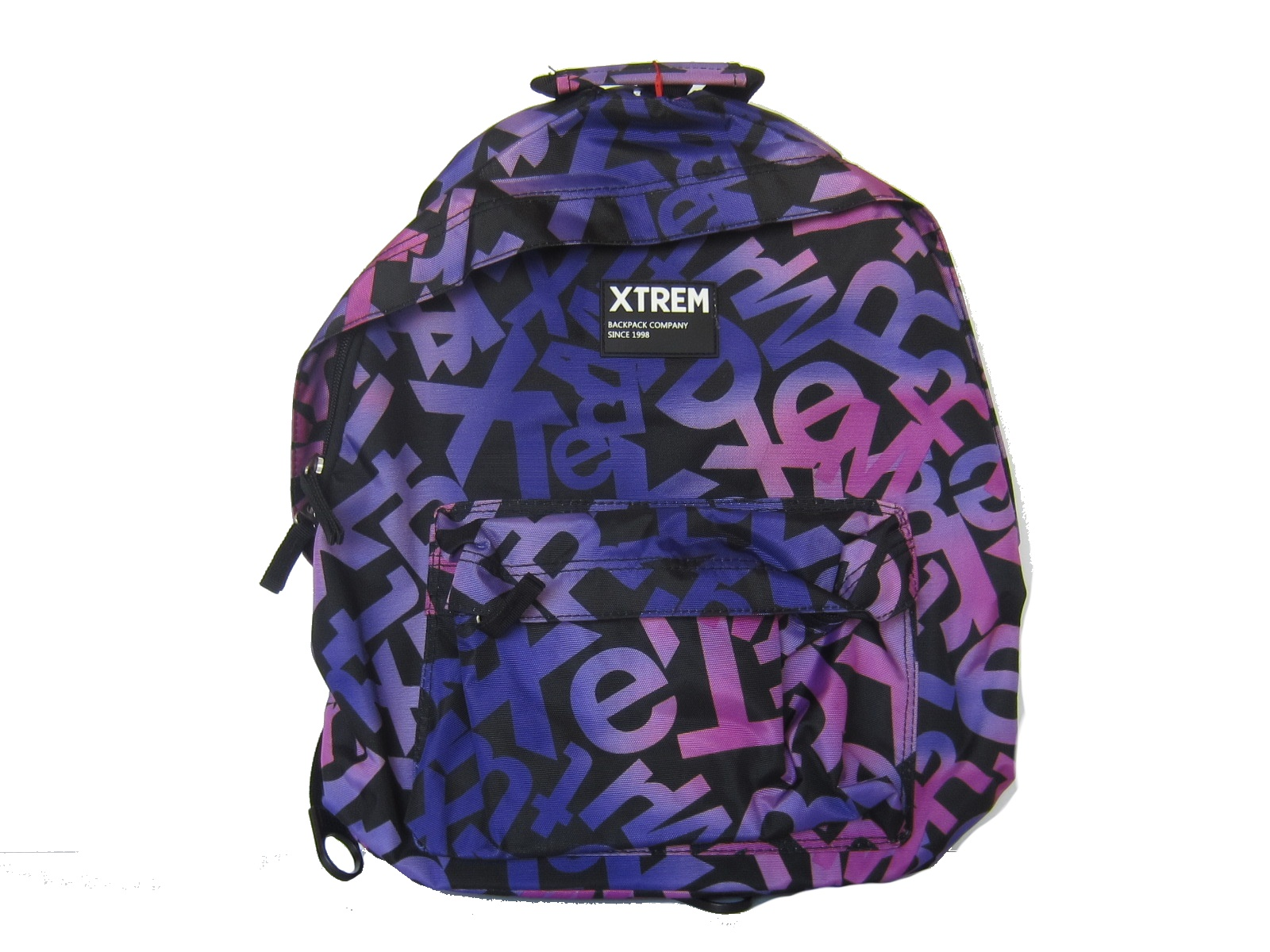JOY 720 BACKPACK PURPLE/LETTER 87585-2926