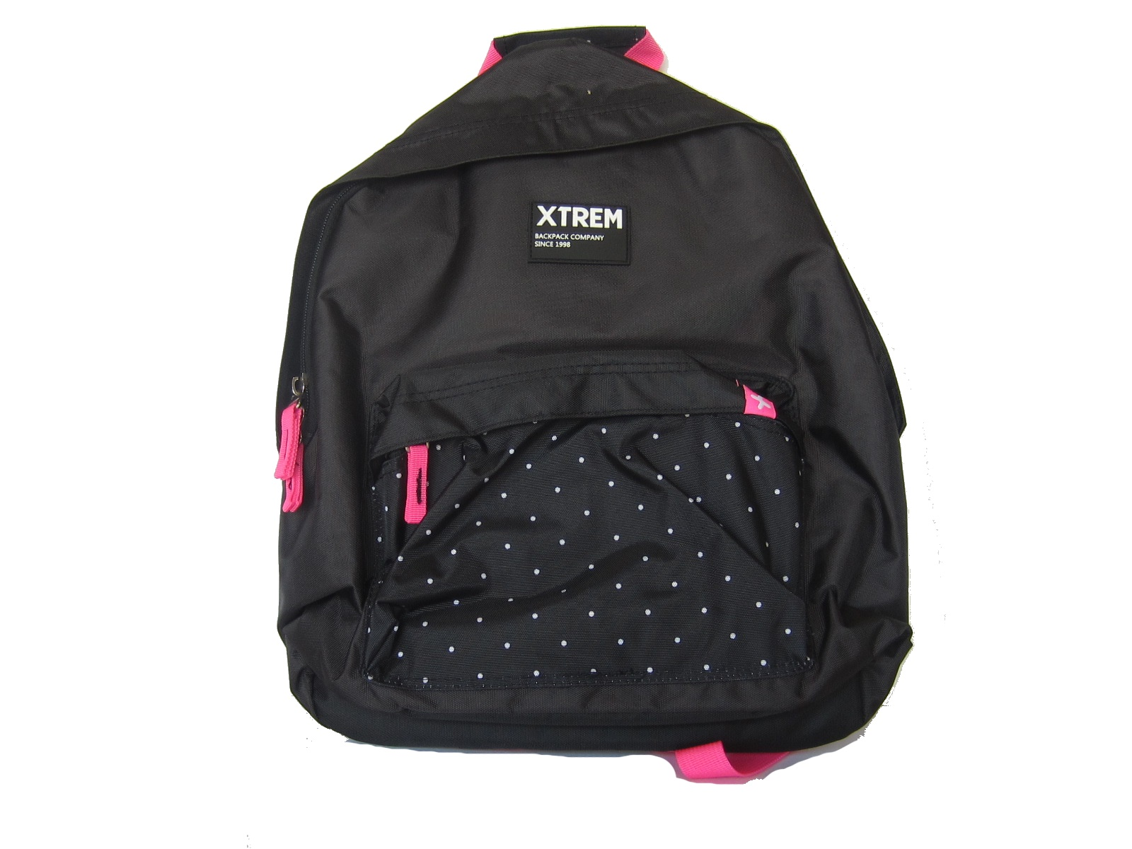 JOY 720 BACKPACK BLACK DOTS 87585-L022