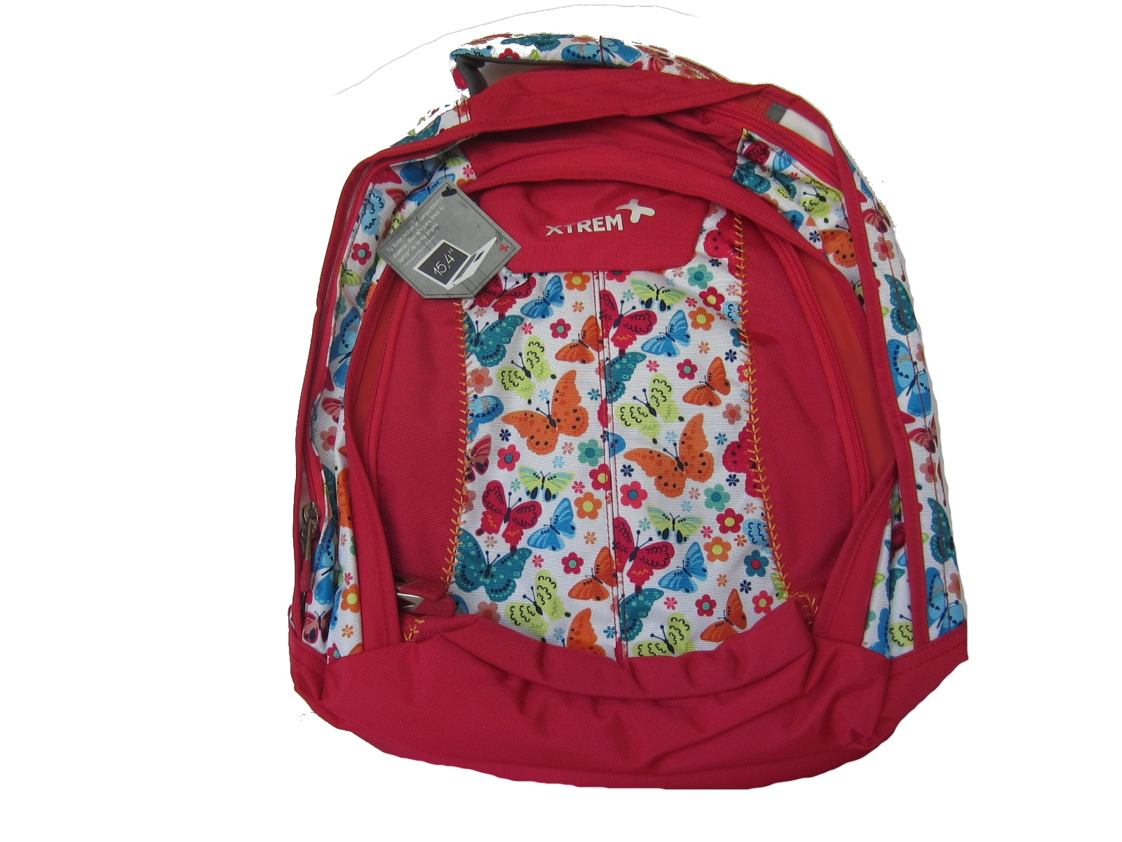 MUVIT 716 BACKPACK BUTTERFLY 87581-2194