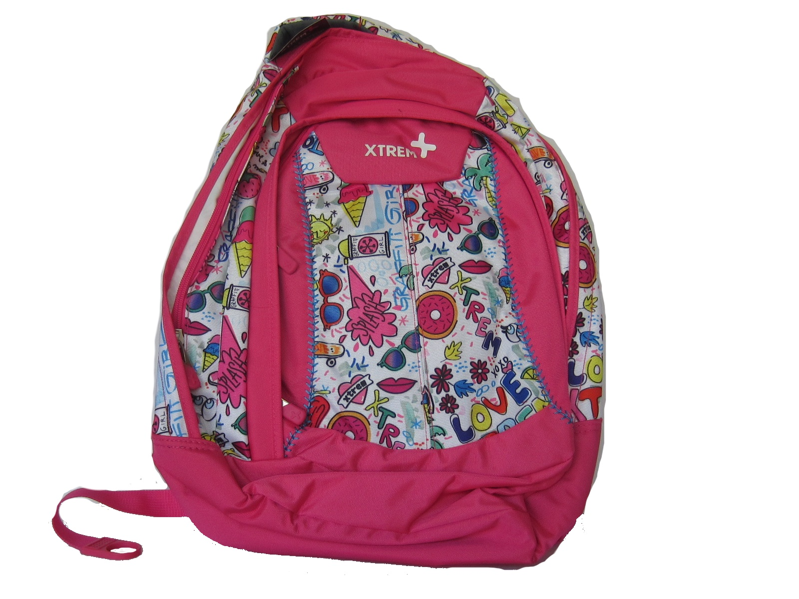 MUVIT 716 BACKPACK GRAFFITI GIRL 87581-6160